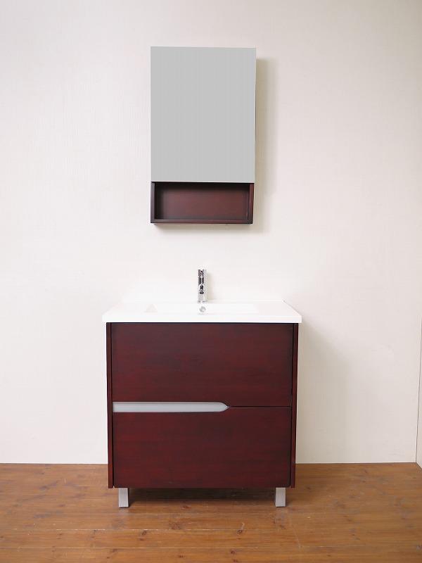 【新品本物】 MKC おしゃれ モダン 洗面化粧台 MK-A15M (木):ビバ建材通販-木材・建築資材・設備