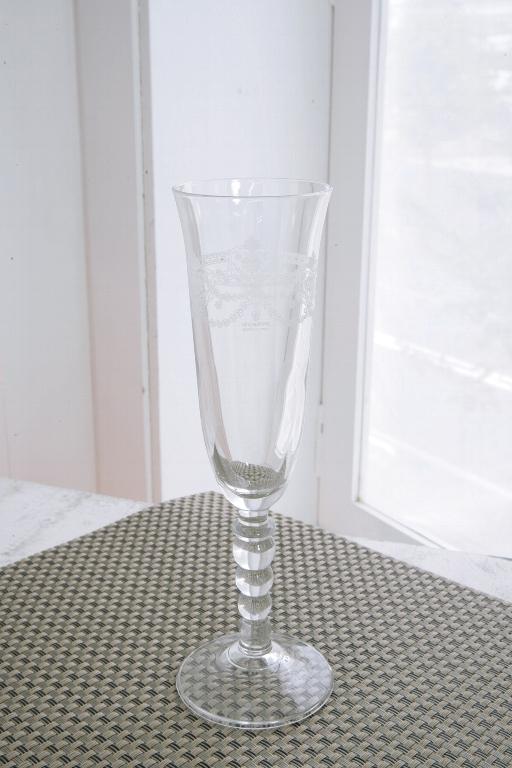 コベントガーデン フローラ・フルートグラス 6個セット df-05