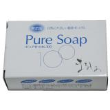 まるもあ ピュア ソープ いよいよ人気ブランド PURE SOAP はパーム油だけの石鹸 です 120g せっけん100 倶楽部 まるもぁ 卓越 せっけん