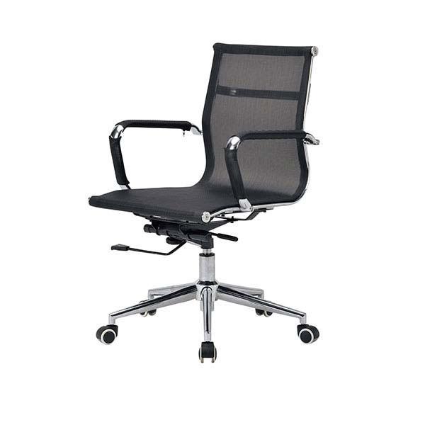 デスクチェア 幅55cm 奥行58cm 高さ90~96.5cm ブラック パソコンチェア デザインチェア モダン チェア 椅子 RS-C1055 インテリア 家具 雑貨 セール 送料無料 ヴィヴェンティエ