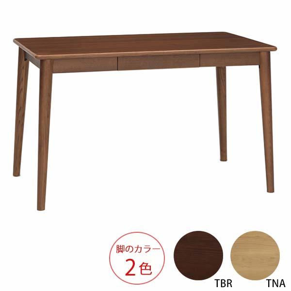 テーブル DT-110398 ブラウン色 ナチュラル色 2色 天然木 アッシュ材 幅115cm ダイニングテーブル SERAI サライ ミキモク 北欧テイスト ナチュラル シンプル インテリア 家具 雑貨 送料無料 ヴィヴェンティエ