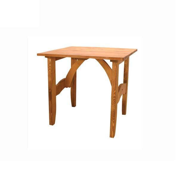 ダイニングテーブル 幅75cm 奥行75cm 高さ70cm フォレダイニングテーブル 天然木 パイン材 正方形テーブル 食卓テーブル ナチュラル カントリー デザイン Foret CFS-511 インテリア 家具 雑貨 セール 送料無料 ヴィヴェンティエ
