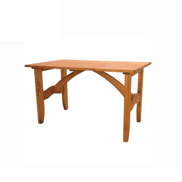 ダイニングテーブル 幅120cm 奥行75cm 高さ70cm フォレ ダイニングテーブル 天然木 パイン材 長方形テーブル 食卓テーブル ナチュラル カントリー デザイン Foret CFS-512 インテリア 家具 雑貨 セール 送料無料 ヴィヴェンティエ