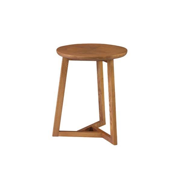 サイドテーブル 幅40cm 奥行40cm 高さ50cm 天然木 アッシュ材 ナイトテーブル ソファサイドテーブル Fleck フレック CL-330BR インテリア 家具 雑貨 セール 送料無料 ヴィヴェンティエ