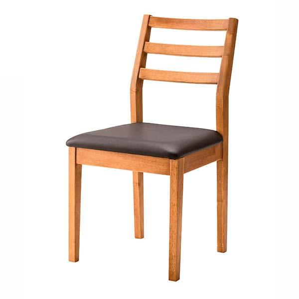 ダイニングチェア 幅43cm 奥行52cm 高さ84cm ダイニングチェア 天然木(ラバーウッド材) 椅子 ナチュラル カントリー デザイン Walt ヴァルト NET-720 インテリア 家具 雑貨 セール 送料無料 ヴィヴェンティエ