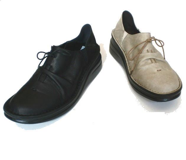 In Cholje(インコルジェ)  足に優しい靴 本革くしゅくしゅ紐シューズ(8387)日本製 靴 レディース 婦人靴●送料無料
