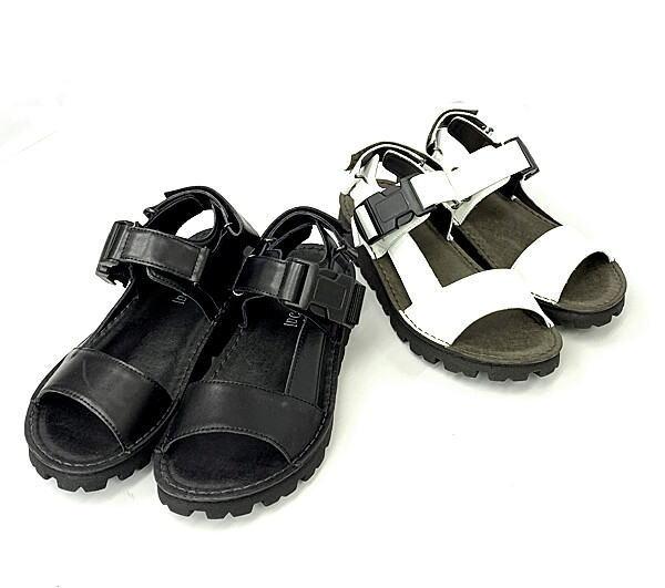 INCHOLJEの新型ソール スポーツタイプのタンクソール In Cholje インコルジェ 足に優しい靴 新ソーる 送料無料 いつでも送料無料 1000 婦人靴 人気の製品 スポーツタンクソールサンダル 靴 レディース