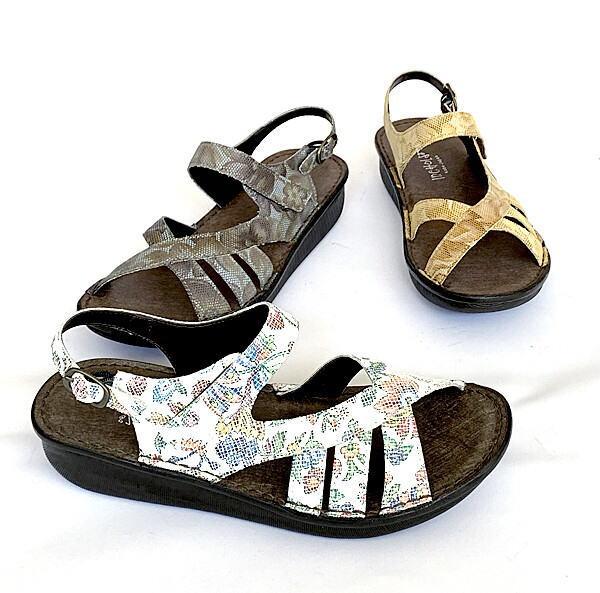 フラットサンダル In Cholje 商品 インコルジェ 足に優しい靴 フラット 婦人靴 レディース 送料無料 8873F フラワーサンダル 靴 数量限定