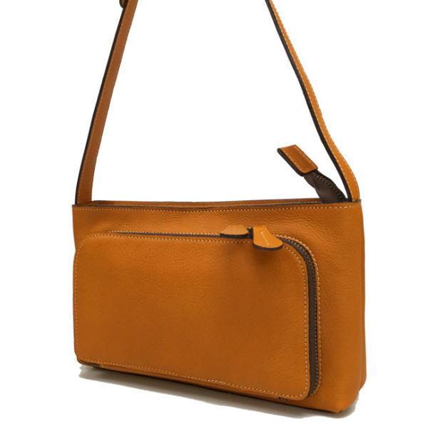 植物タンニンとクロムのコンビなめしバッグ セール 登場から人気沸騰 LEVANT レヴァント 全品最安値に挑戦 お財布ショルダー レディース 送料無料 牛革 バッグ