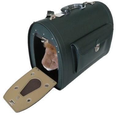豊岡の鞄職人が作った ドッグキャリー 日本製 送料無料