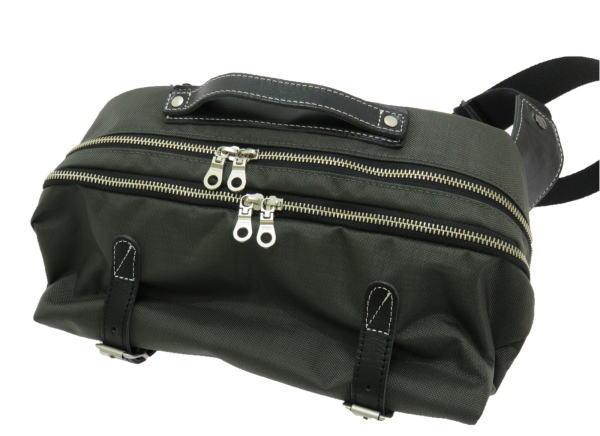 ビートテックスボディバッグ 兵庫県豊岡製 ボディバッグ ヒップバッグ ショルダー ●送料無料