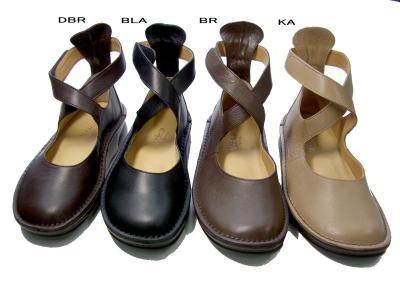 In Cholje(インコルジェ) 足に優しい靴 牛革 ベルトシューズ(8044)日本製 靴 レディース 婦人靴●送料無料