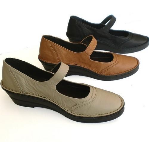 In Cholje(インコルジェ) 足に優しい靴 ワンストラップシューズ(3211)日本製  靴 レディース 婦人靴●送料無料