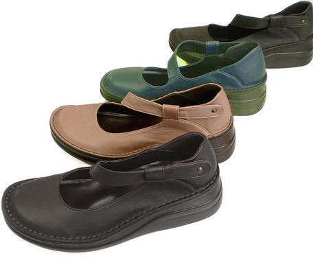 In Cholje(インコルジェ)足に優しい靴 本革 ワンストラップシューズ(8435) 靴 レディース 婦人靴 ●送料無料