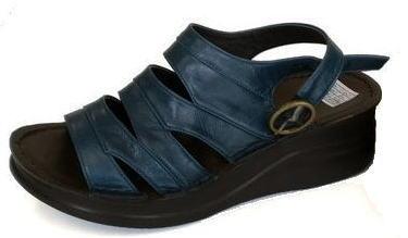 In Cholje(インコルジェ) 足に優しい靴 本革!バックバンドサンダル楽々ソール(4051)靴 レディース 婦人靴●送料無料