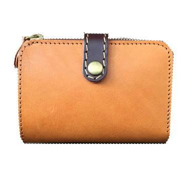 Lien(リアン)栃木レザーベリー2つ折れウォレット 財布 〈日本製〉●送料無料