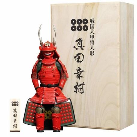 戦国大甲冑人形 真田幸村 生活雑貨 玩具 ホビー ぬいぐるみ 人形 人形 アニメキャラ 戦国ファン 一番人気