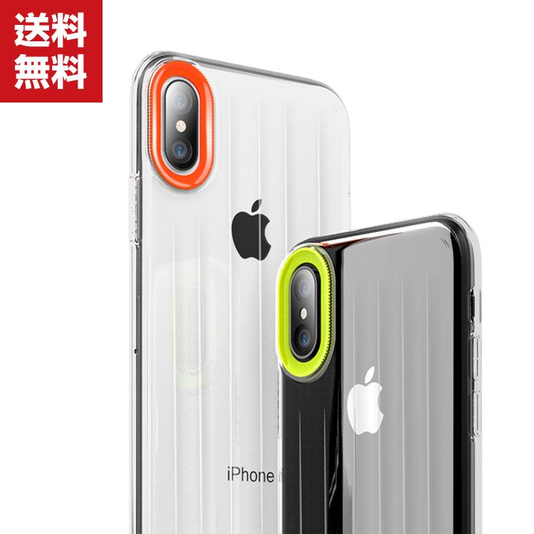 Case TPU Clear Cover IPhone X