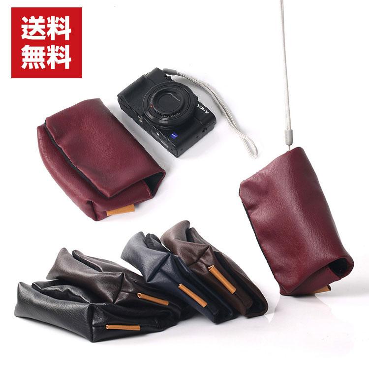 ソニー サイバーショット RX100VII DSC-RX100M7 DSC-RX100M7G 数量限定アウトレット最安価格 DSC-RX100M6 DSC-RX100M5A DSC-RX100M3 早割クーポン DSC-RX100ケース ポーチ SONY 鞄 デジタルカメラバッグ カバー 傷やほこりから守る 送料無料 かばん カバン型 デジタルカメラ
