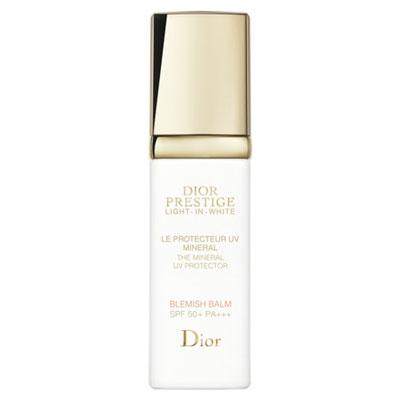 Christian Dior クリスチャンディオール プレステージホワイトルプロテクターUVミネラル SPF50+ PA+++ 30mL:Vivi Ange 店