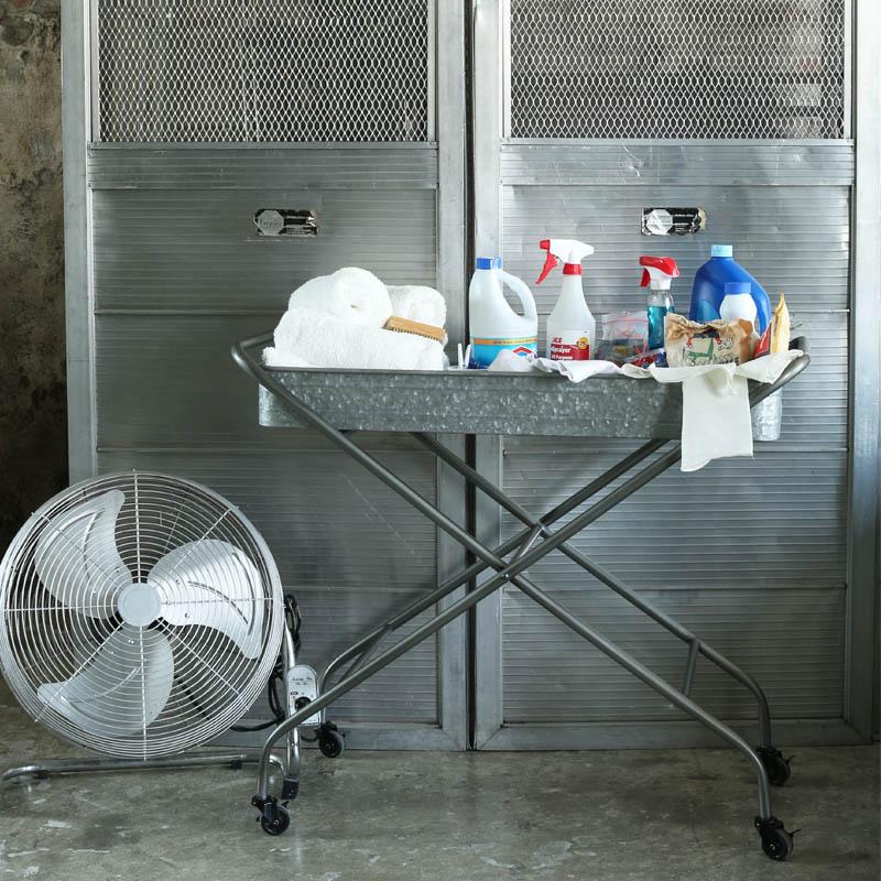 ポイント7倍 送料無料 K855-1089 TRAY TABLE RECTANGLE キッチン バスルーム ガーデン 店舗ディスプレイ 家具 収納 ラック シェルフ DULTON ダルトン K855-1089