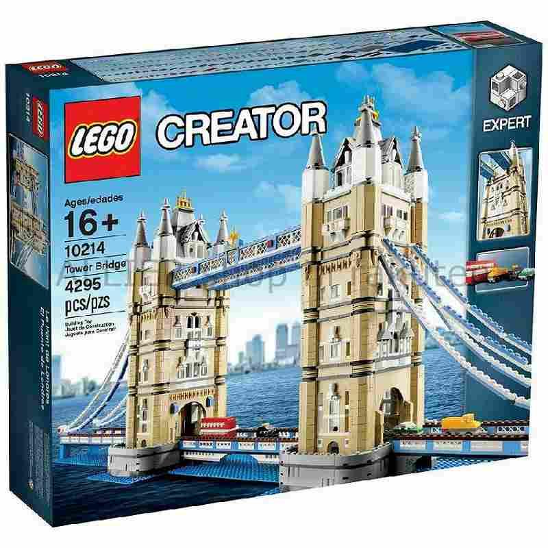 LEGO レゴブロック No.10214/タワーブリッジ Tower Bridge