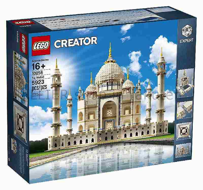 LEGO レゴブロック No.10256/タージマハル Taj Mahal Pack