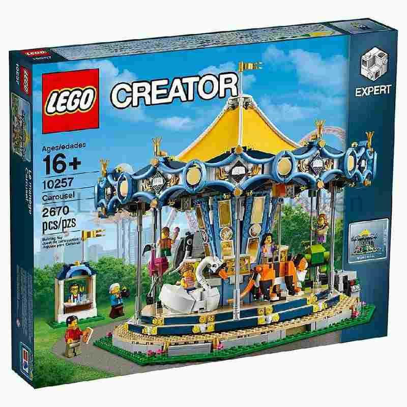 LEGO レゴブロック No.10257/カルーセル Carousel