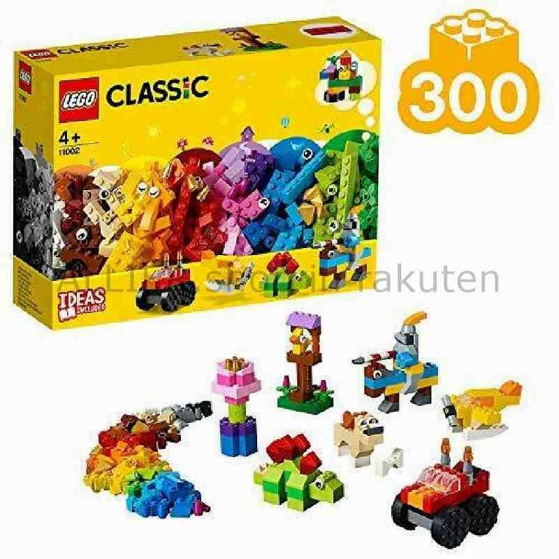 LEGO レゴブロック No.11002/基本レンガセット Basic Brick Set