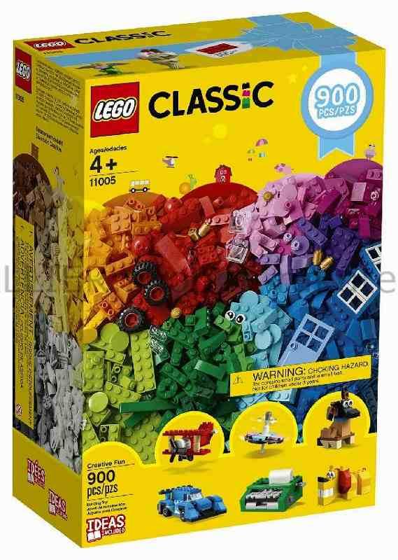 LEGO レゴブロック No.11005/創造的な楽しみ Creative Fun