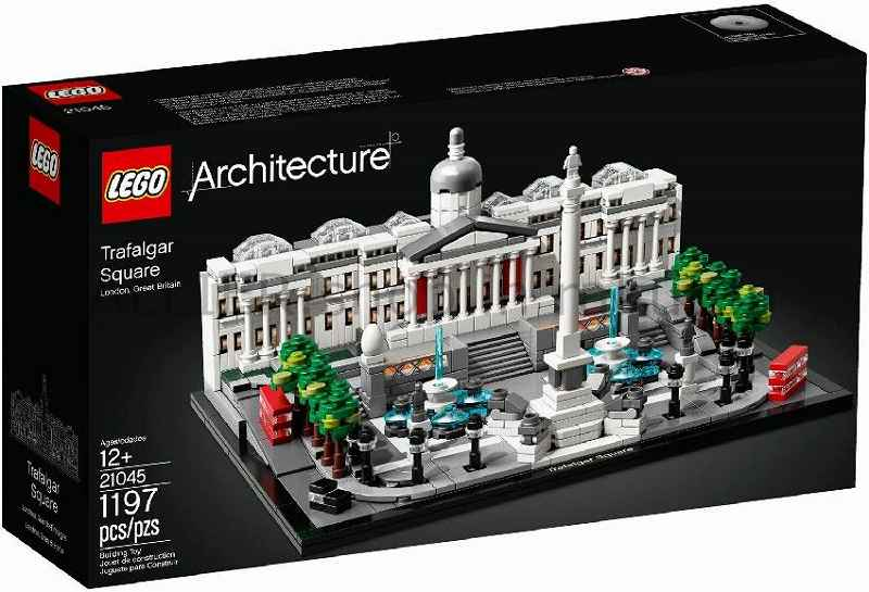 LEGO レゴブロック No.21045_トラファルガー広場 Trafalgar Square London