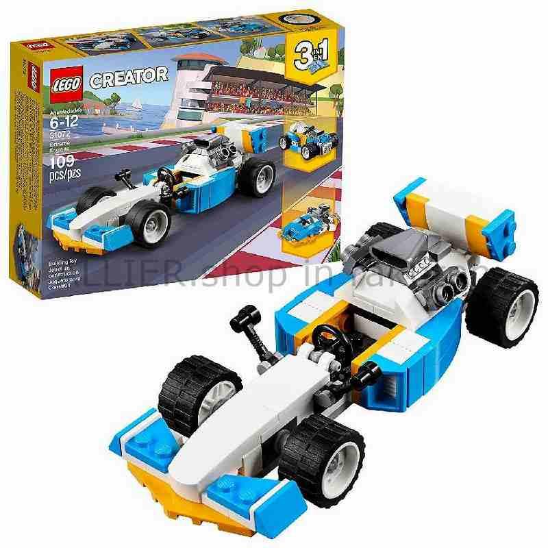 LEGO レゴブロック No.31072_極端なエンジン Extreme Engines