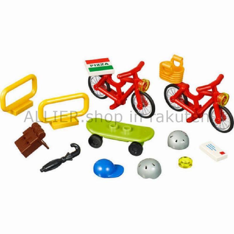 LEGO レゴブロック No.40313_自転車 Xtra Bicycles Set
