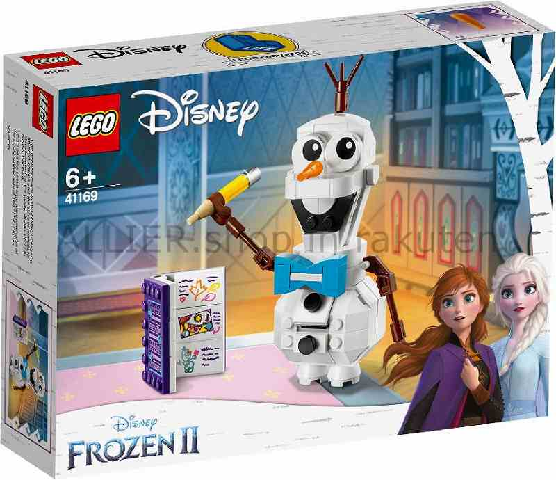 LEGO レゴブロック No.41169_オラフDisney Princess Frozen II Olaf Set