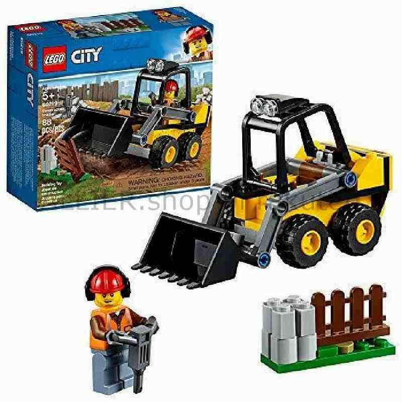 おもちゃ・ゲーム >> おもちゃ >> ブロック >> セット LEGO レゴブロック No.60219_建設ローダー Great Vehicles Construction Loader