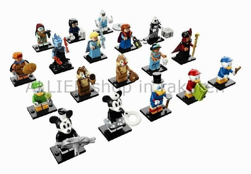 LEGO レゴブロック No.71024_ディズニーシリーズ2 Minifiguren Disney Series 2 どのキャラクターが出