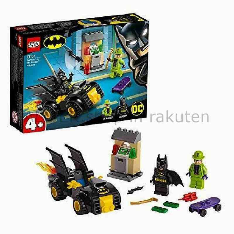 LEGO レゴブロック No.76137_Batman?vs. The Riddler?強盗SUPERHEROES BATMAN VS TH