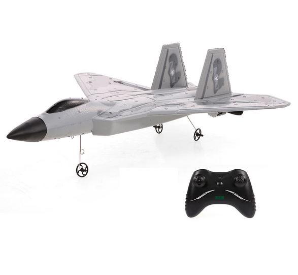 ラジコン 飛行機 戦闘機 F-22 ラプター ステルス戦闘機 Raptor [送料無料 輸入品] Phantom RC Remote fighter 5.0 FX822 FX-822