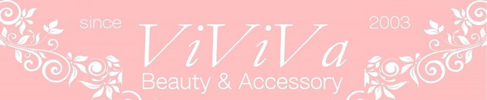 """美美波""""viviva-beauty&accessory:ヘアアクセサリーとコサージュの輸入専門店です!"""