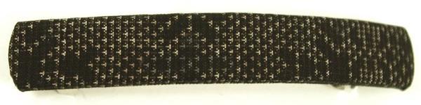 大島紬絣模様瓦萊塔[日式簡單的頭飾頭髮配飾發卡中的尺寸]