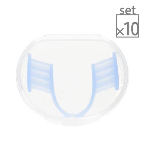 歯ぎしりピタリ 10個セット[ 歯ぎしり / マウスピース / マウスガード / 防止 / 対策 / ピタリ ]【イチオシ】