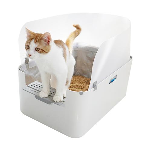 モデキャット キャッチリタートレイ TRAY100 (ライナー1pack入り)Modkat 【猫用トイレ NY modko モドコ 猫砂】【イチオシ】 母の日