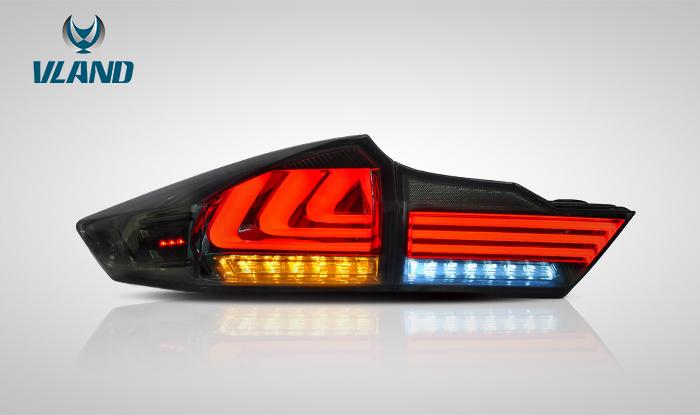 グレイス テールランプ 流れるウインカー GM4 GM5 GM6 GM9型 LED ライン VLAND