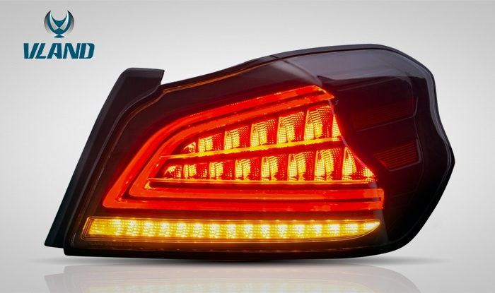 VLAND スバル WRX 35%OFF STI S4 VAB VAG 上質 シーケンシャル テールランプ 流れるウィンカー LED
