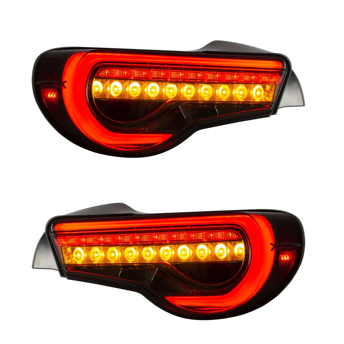 買収 86テールランプ brz テール zn6 テールライト 86 テール,86 トヨタ,toyota 86,86 スモーク ランプ 86パーツ LED USEKA トヨタ スバル 超激得SALE 左右4点セット サイオンFR-S 2012-2016LED 流体 新型 BRZ 12-16 スタイル LIGHT 新品 FBA日本在庫商品 Toyota TAIL ZC6 テールランプリアライト FOR
