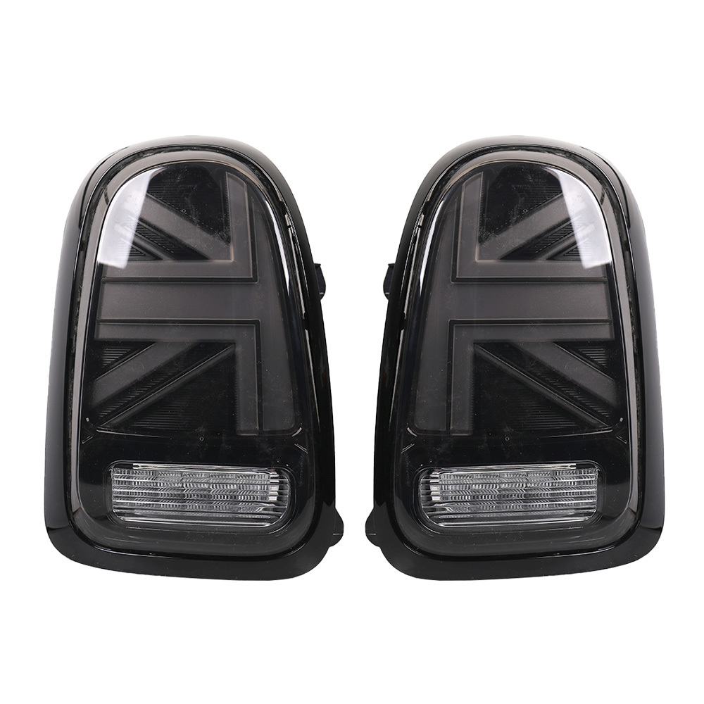 BMW ミニ F60 テールランプ USEKA BMWミニ 左ハンドル仕様 ユニオンジャックデザインテール 左右2点セット テールランプテールライトリアライト オンライン限定商品 売り出し 流れるウインカー ブレス点灯