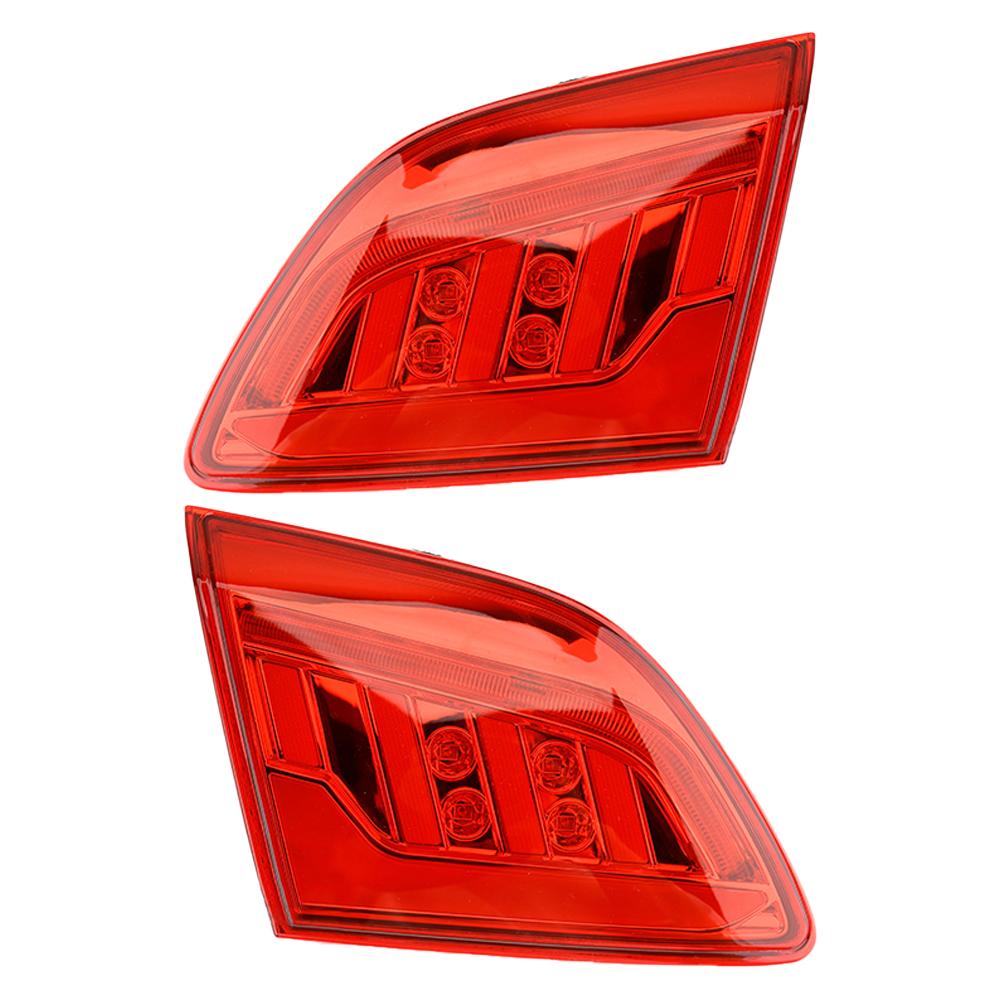 日産 ブルーバードシルフィ B17系 テールランプ USEKA インナ側テールランプ 点灯化可能 安い 人気ブレゼント テールライト リアライト 新品 ブレーキ点灯可能 左右2点 16-19年式 FOR スモール Nissan taillight Sylphy