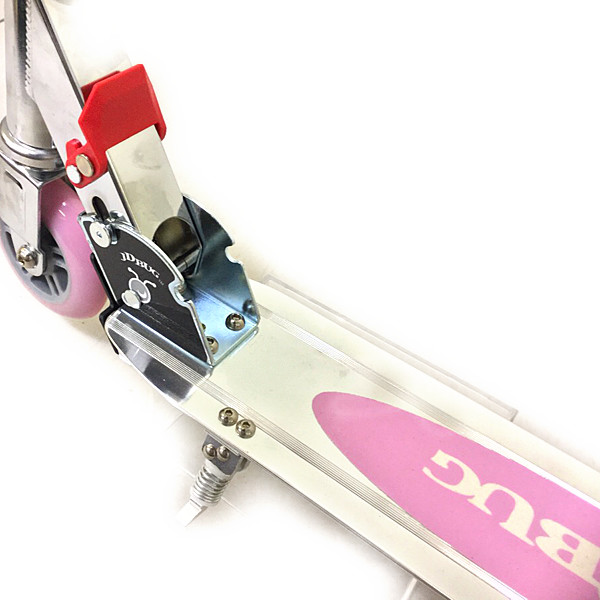 Kickboards another child note color our limited model Chix cater for children kick scooter kids rear-wheel brake red blue pink red blue orange purple pastel another pink note limited presents jd razor jd bug ms-101a
