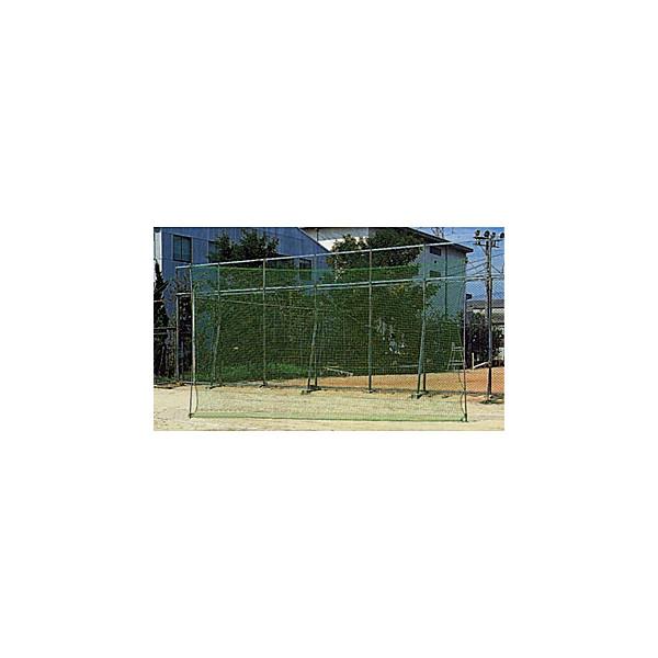 野球 打撃練習 カネヤ KANEYA 野球バックネット バッティング練習 野球練習用品 ソフトボール 3m×7mネットのみ KB-1363 防球ネット