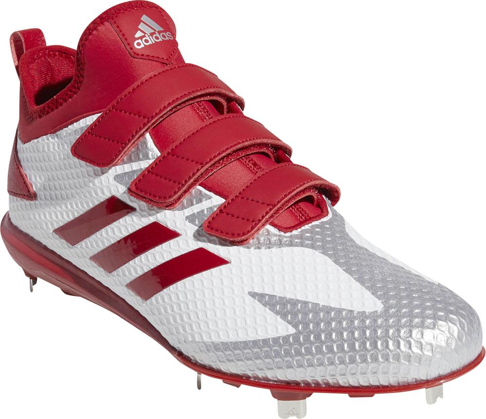 アディゼロ スピード8 LOW adidas(アディダス) クリスタルWHT S16 野球 ソフトボール スパイク シューズ 靴 ADJ DB3449 adj-db3449